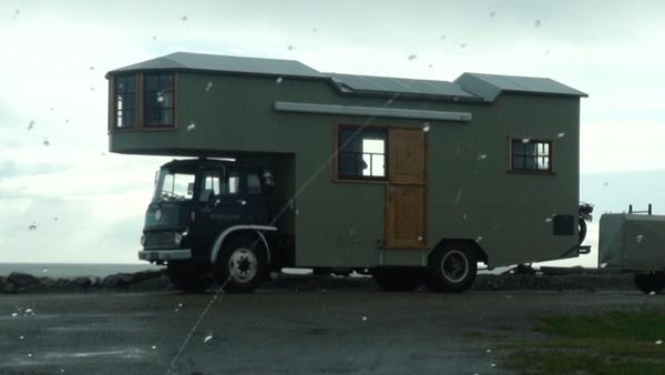 NZ 2014 odd Motorhome