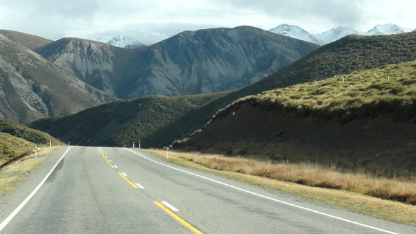 NZ 2014 towards Arthurs Pass