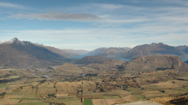 NZ 2014 view from Coronet Peak
