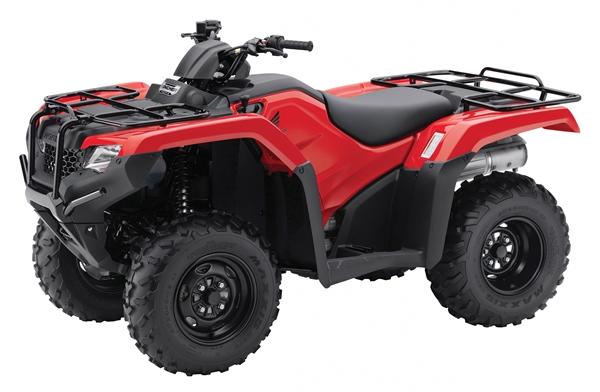 2014 Honda TRX420FA2