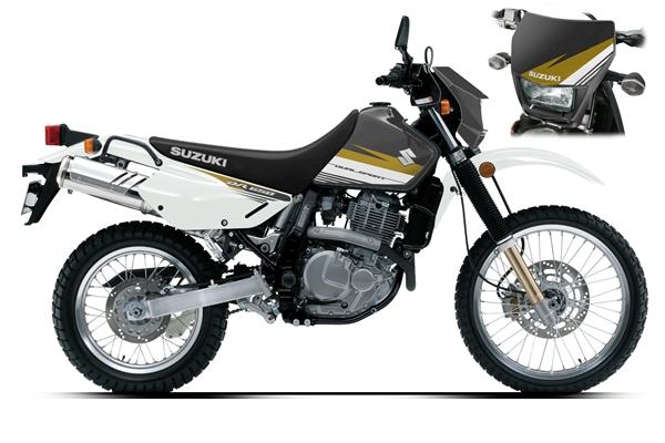 2015 Suzuki DR650SE