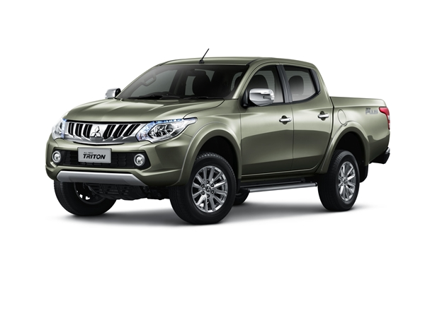 2015 new generation Mitsubishi Triton