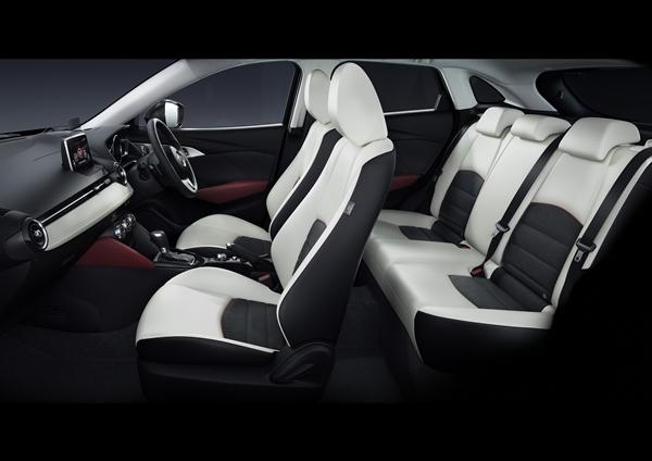 Mazda CX3 Debut
