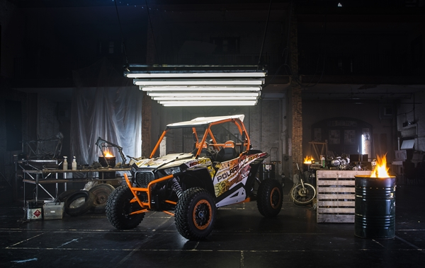 Polaris  RZR® XP 1000 Calavera Limited Edition