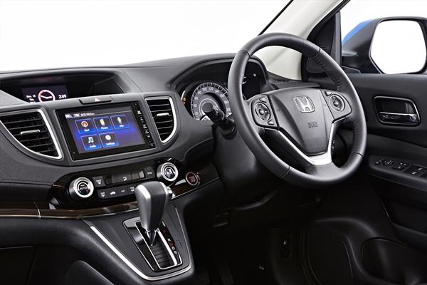 Honda CR-V 4WD
