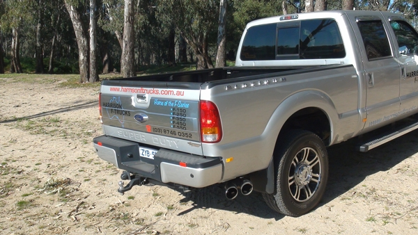 Ford F350 6.7L V8 4WD