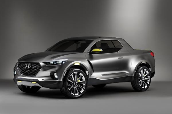 Santa Cruz Pickup Concept 1