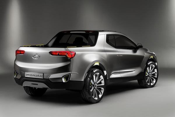 Santa Cruz Pickup Concept 2
