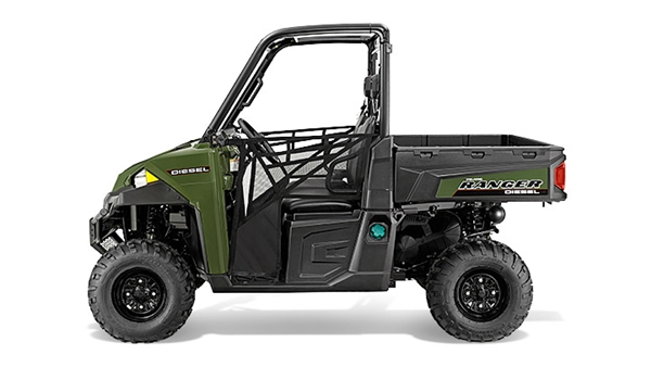 Polaris Ranger diesel 1000 1