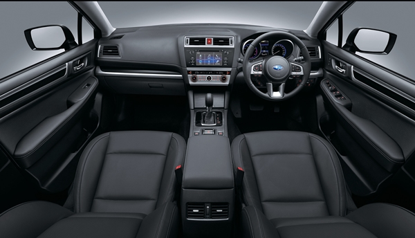 Subaru Outback 3.6R Premium AWD