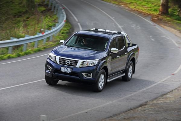 2015 Nissan NP300 Navara