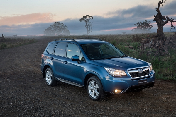 2015 Subaru Forester 2 0L D L Review