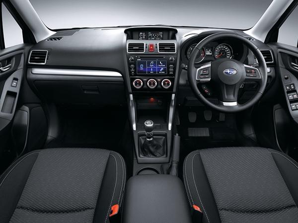 2015 Subaru Forester 2.0D-L CVT