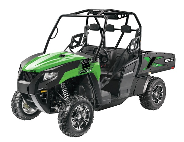 Arctic Cats New Hdx 700 Xt Eps Prowler