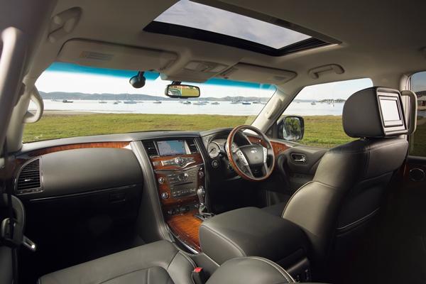 Infiniti QX80 SUV