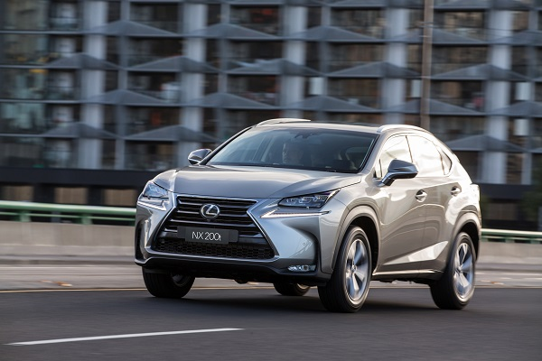 2015 Lexus NX 200t Sports Luxury