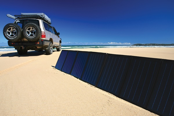 Projecta Folding Solar Panel Kit SPM180K