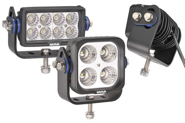 2015 Narva Heavy-Duty-Industrial L.E.D Work Lamps