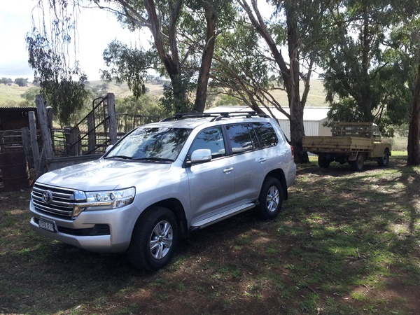 2015 Toyota LandCruiser 200 Series
