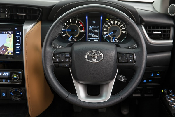 Toyota Fortuner Crusade