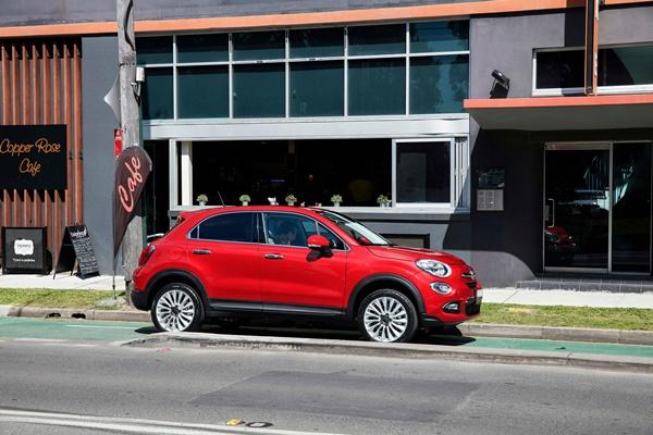Fiat 500X Lounge 4X4