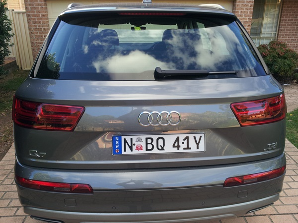 audi q7 3 0l tdi quattro review. Black Bedroom Furniture Sets. Home Design Ideas
