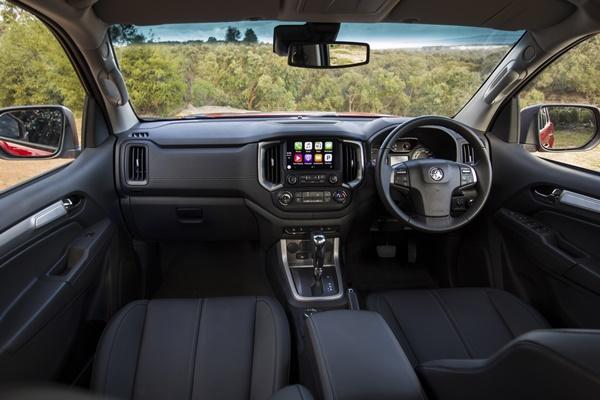 Holden MY17 Colorado 4WD