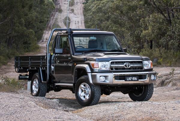 Toyota Landcruiser LC 70