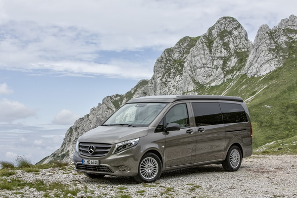 Mercedes-Benz Marco Polo ACTIVITY, 220 CDI,