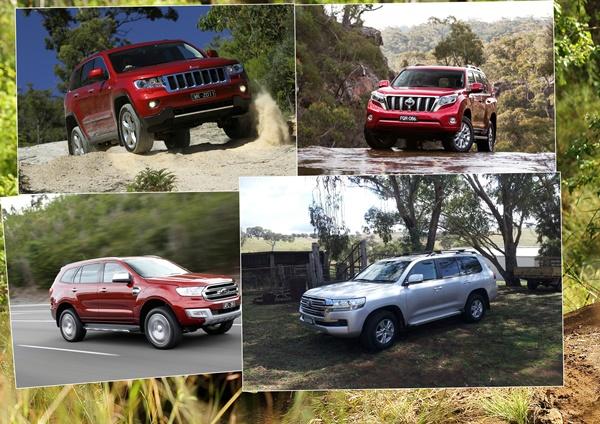 4WD $80000 - $100000 600