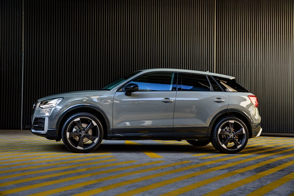 Audi Q2 14 TFSI and 20 TDI quattro launch review