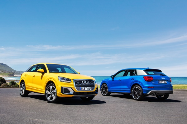 audi q2 14 tfsi and 20 tdi quattro launch review. Black Bedroom Furniture Sets. Home Design Ideas