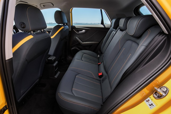 Audi Q2 quattro 20TDi