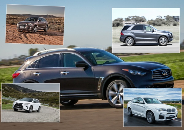 SUV under $80000 - $100000 picture 600