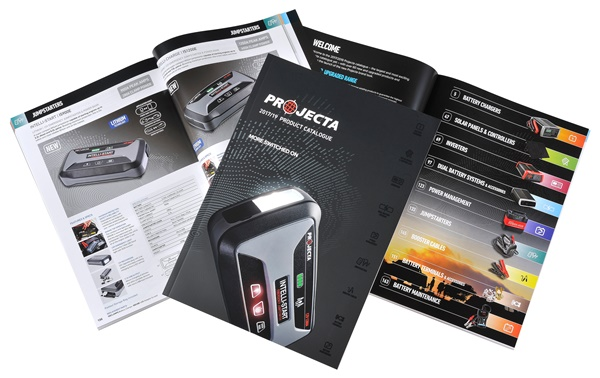 2017 Projecta Catalogue