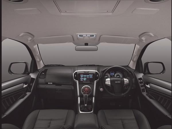 2017 Isuzu MUX 4WD