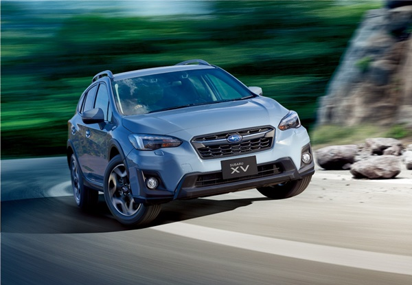 Subaru XV AWD SUV next generation