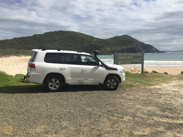 Toyota LandCruiser GXL V8 DID Trip 4