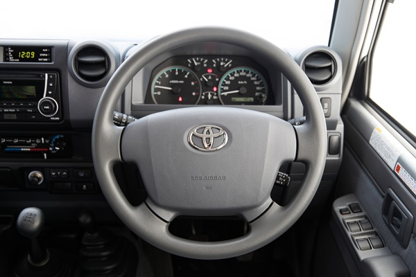 2016 Toyota LandCruiser 70 Series