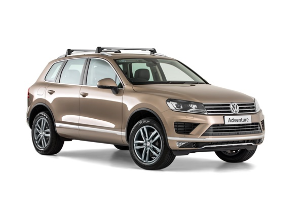 2017 Volkswagen Touareg Adventure Special Edition