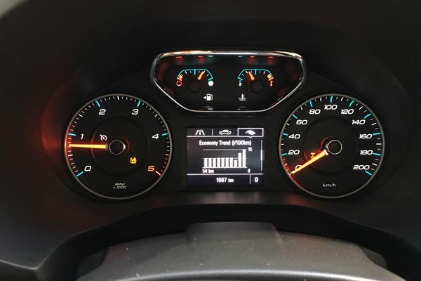 2017 Holden Trailblazer LTZ 4wd