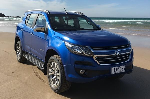 New Holden Trailblazer At Ebbett Holden Tauranga Tauranga