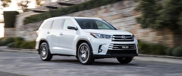 Toyota Kluger Grande