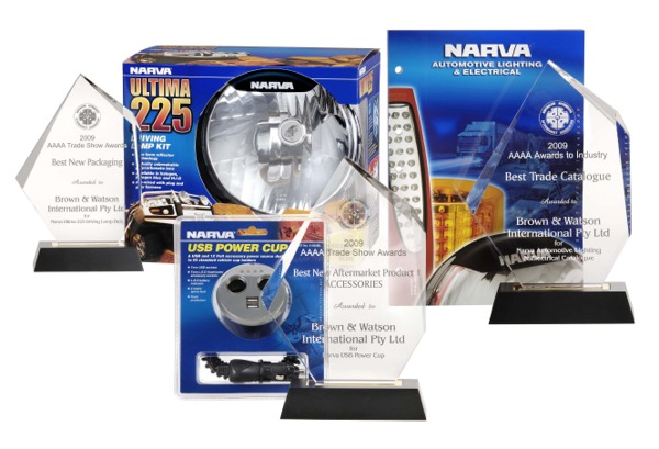 Narva Product Catalogue 2009