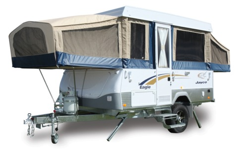 Jayco camper trailers 2010 MODEL