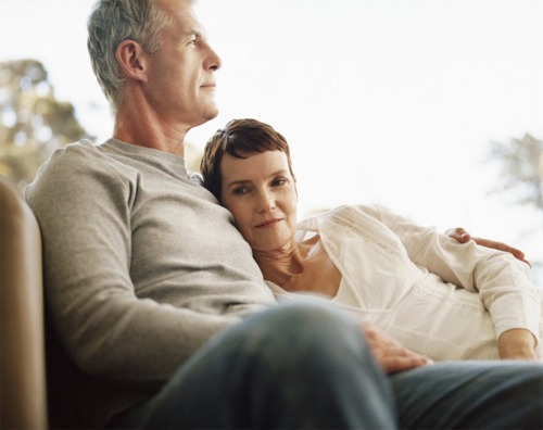 Healthy Living Retired-couple