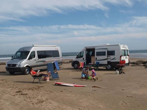 Winnebago Diversion Escape Campervan
