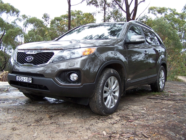 2011 Kia Sorento Platinum 2.2L R CRDi 6 Speed Automatic