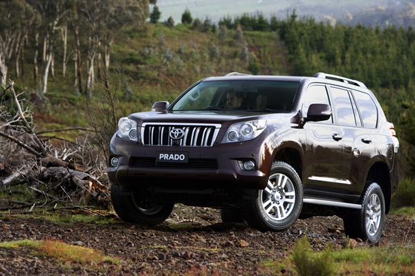 2010 Toyota Land Cruiser Prado Kakadu Review