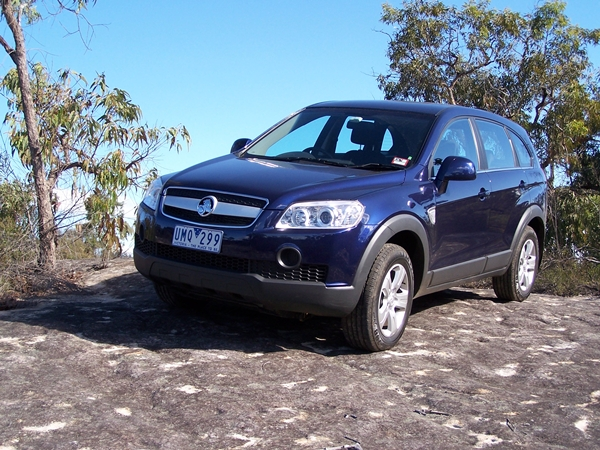 Holden Captiva SX 5 Speed Auto